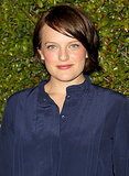 Elisabeth Moss: Blonde to Brunette