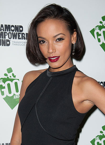 Selita Ebanks: Long to Bob