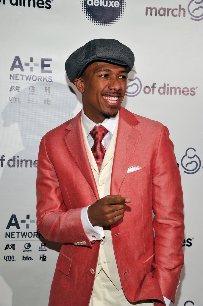 Nick Cannon attended the March of Dimes event.