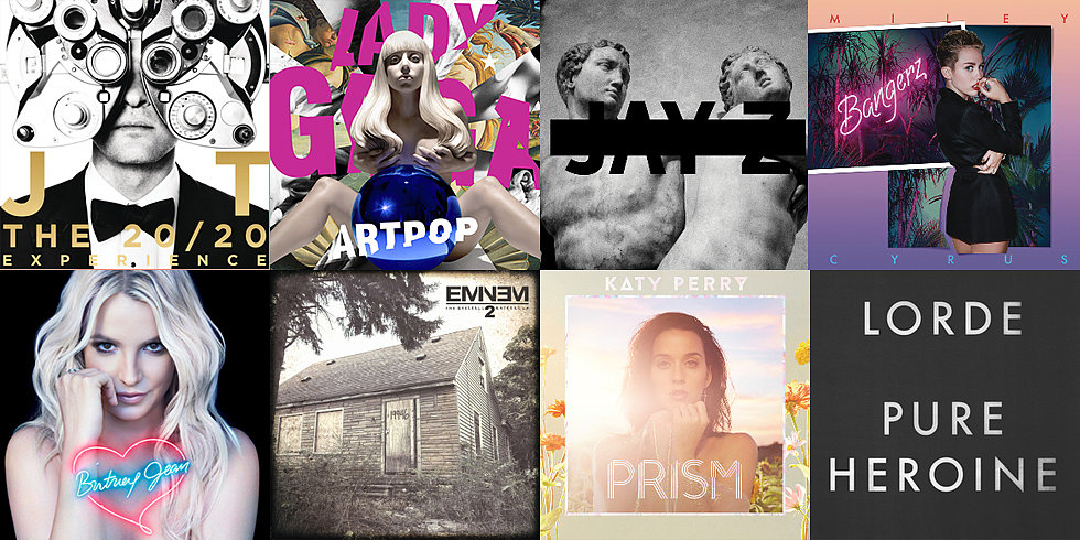 What Is the Best Album of 2013?
