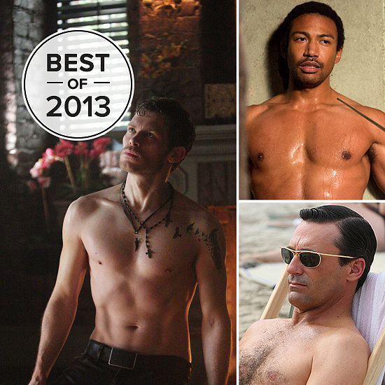 The Best Shirtless TV Moments of 2013