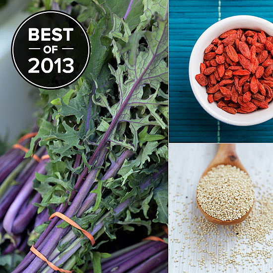 The Most Talked About Superfoods of 2013