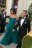 President Barack Obama and First Lady Michelle Obama hosted the honorees at the White House.