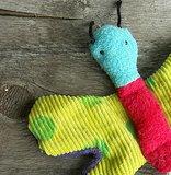 Ecoleeko Organic Butterfly Baby Rattle ($16)