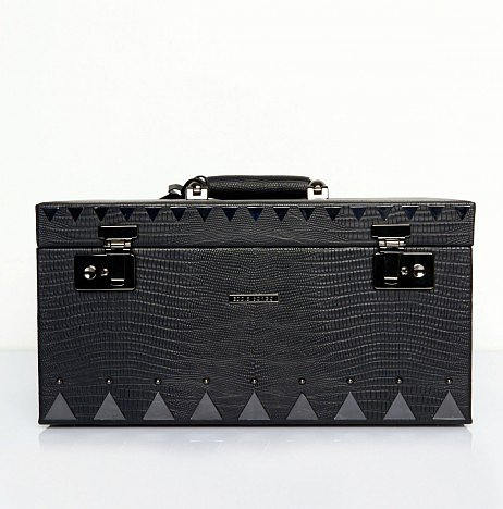"""Eddie Borgo Black Lizard Jewelry Box ($1,000, originally $2,000) """"Ultra luxury yet rebellious enough to be cool at any age."""""""