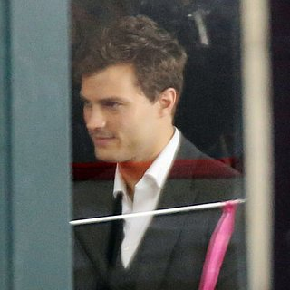 50 Shades of Grey Movie Set Photos
