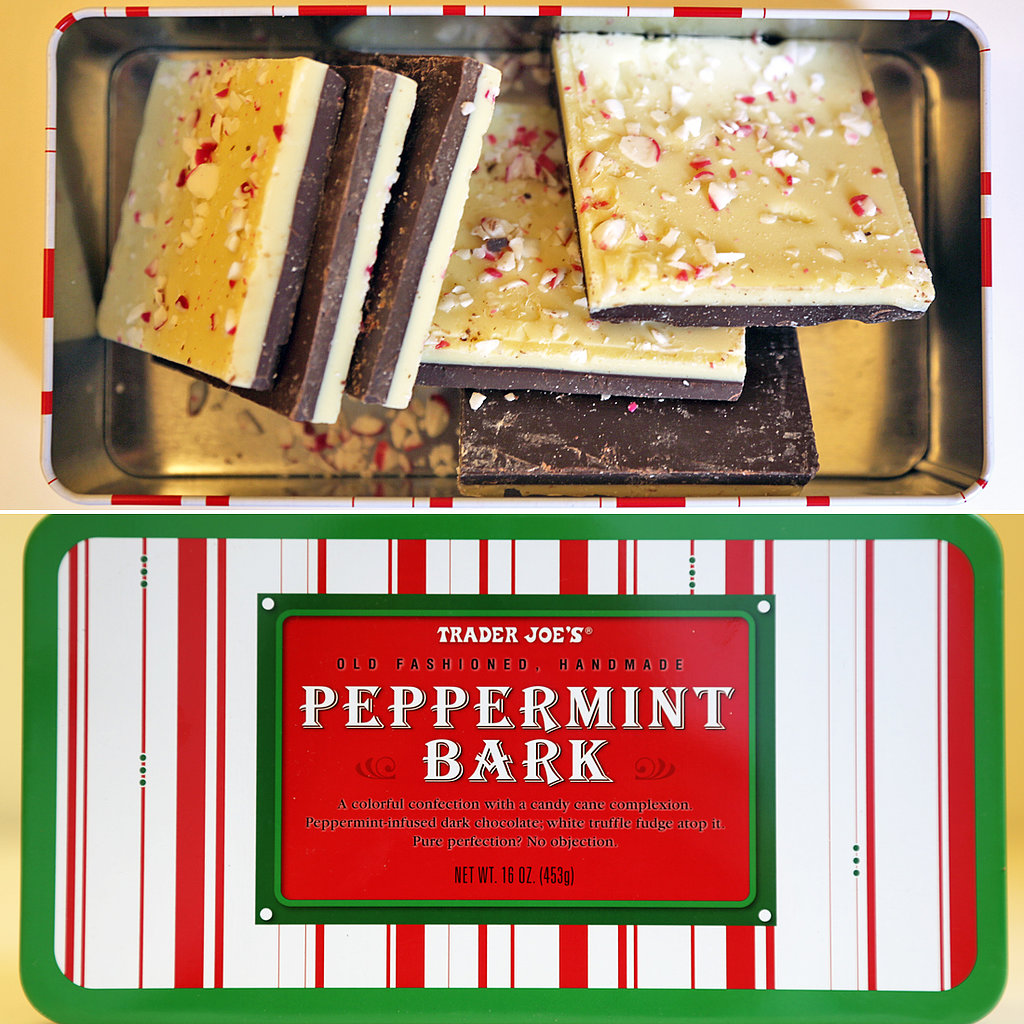 Trader Joe's Peppermint Bark