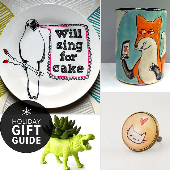 Holiday Gift Gide: Etsy Finds For Animal Lovers