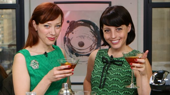 Power Through the Holidays With Alie & Georgia's Espresso Cocktail