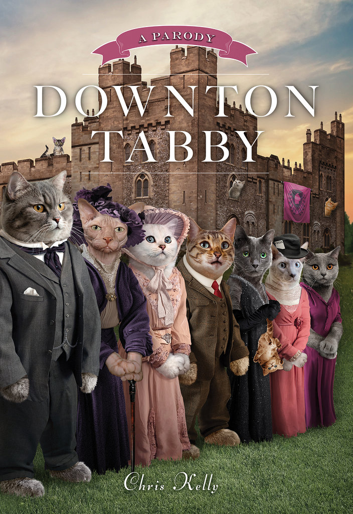Downton Tabby ($10)