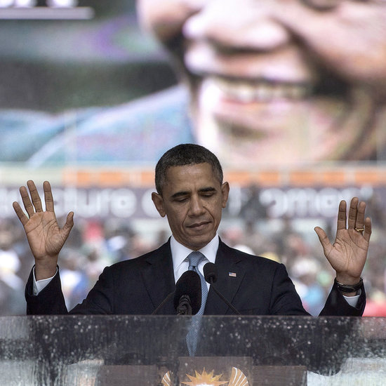 President Obama's Speech at Nelson Mandela's Funeral