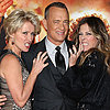 Tom Hanks and Emma Thompson at Saving Mr. Banks Premiere