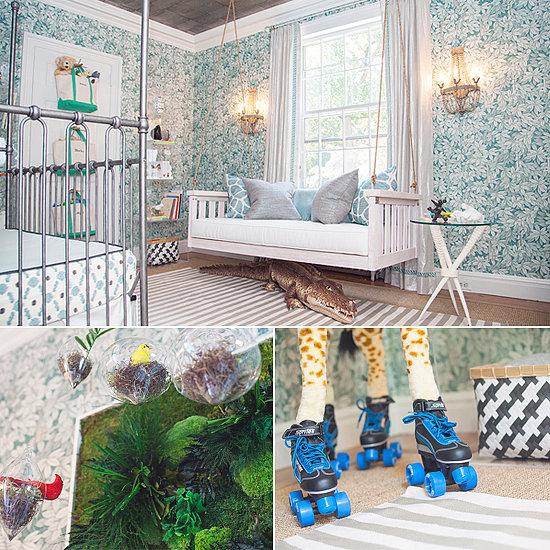 Best kids 39 rooms and nurseries of 2013 popsugar moms for Gator bedroom ideas