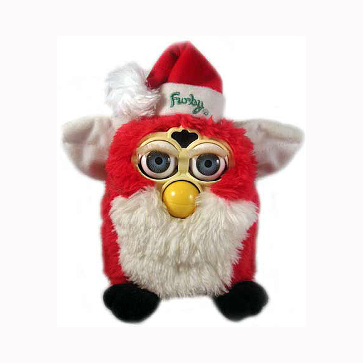 Holiday-Edition Furby