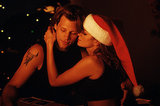 "Jon Bon Jovi's ""Please Come Home For Christmas"" Music Video"