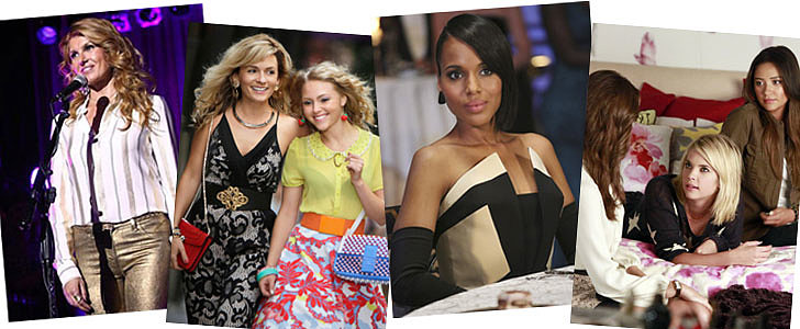 What's the Most Fashionable TV Show of 2013?