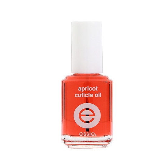 Ragged, dry cuticles are public enemy number one for your Winter manicure. Essie Apricot Cuticle Oil ($9) keeps them hydrated.