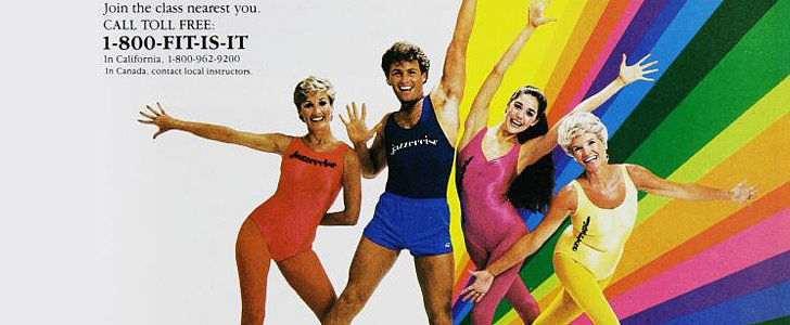 Vintage Fitness Ads You Won't Believe Existed