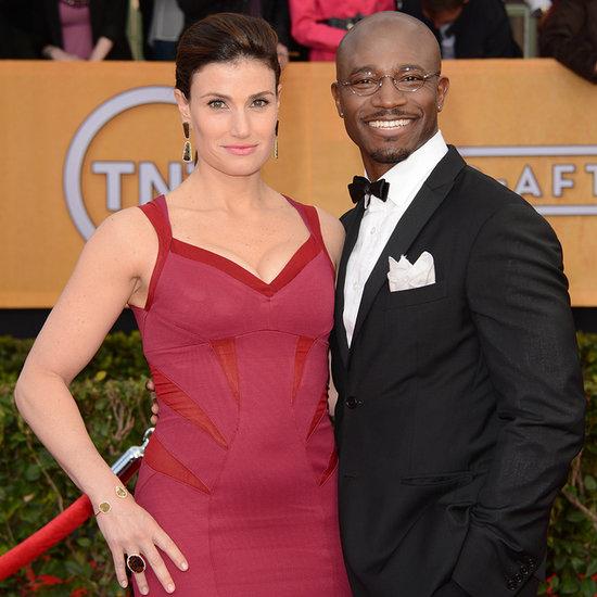 Taye Diggs and Idina Menzel Split