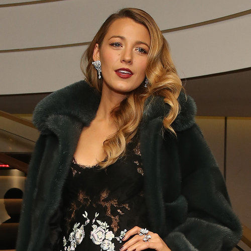Blake Lively at Van Cleef and Arpels Event