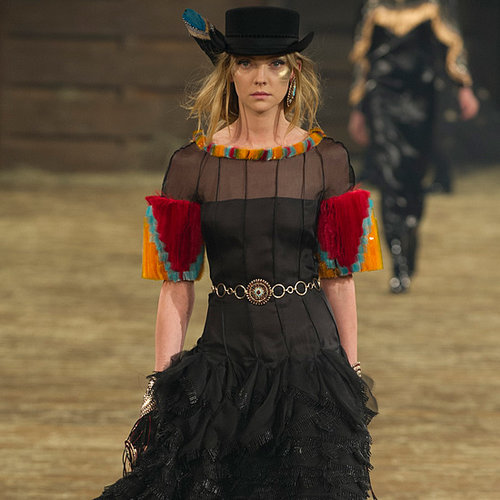 Chanel Dallas Runway