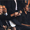 Obama's Selfie at Nelson Mandela's Funeral