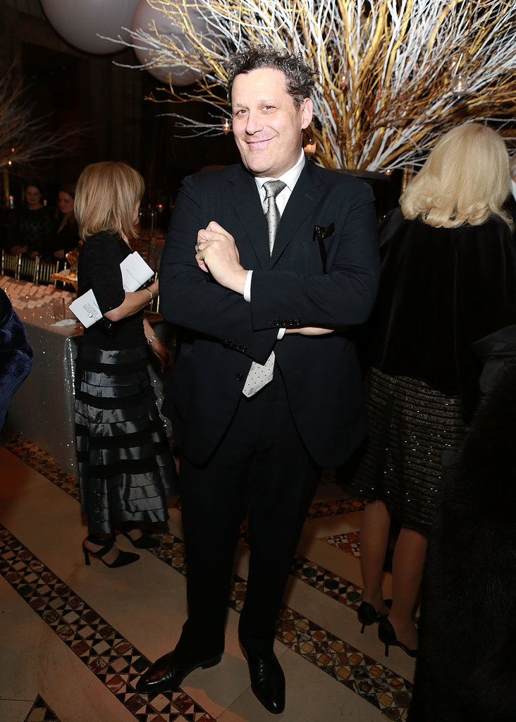 Isaac Mizrahi at the Animal Medical Center Top Dog Gala.