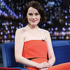 Michelle Dockery Interview For Downton Abbey Season Four