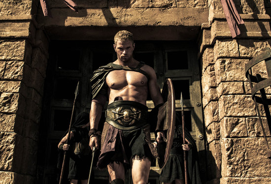 Kellan Lutz Is an Ab-tastic Hercules in These New Pictures