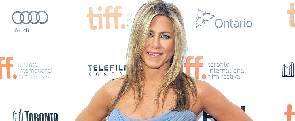 Jennifer Aniston Reveals Her Celebrity Hair Crush