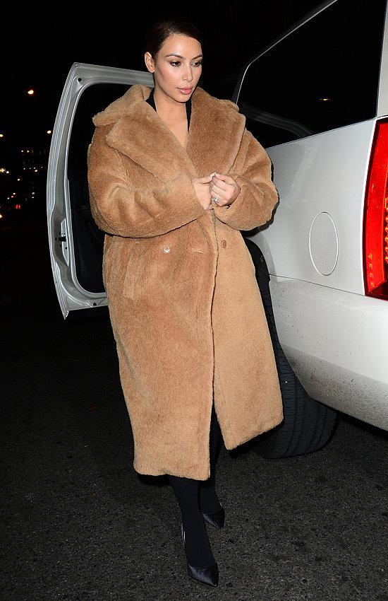Kim Kardashian in Manhattan