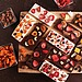 For the Chocoholic: Gourmet Fruit and Nut Chocolate Bars