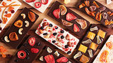 Luxe Fruit- and Nut-Studded Chocolate Bars the DIY Way