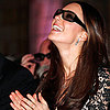 Kate Middleton Wearing 3D Glasses