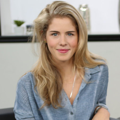 Emily Bett Rickards Arrow Interview | Video