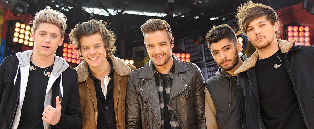 The Year in Boy Bands: Our Top 5 Fangirl Moments!