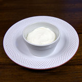 Greek Yogurt (Chobani Nonfat Vanilla)