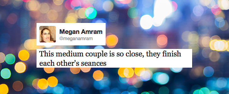 The Punniest Tweets of the Year