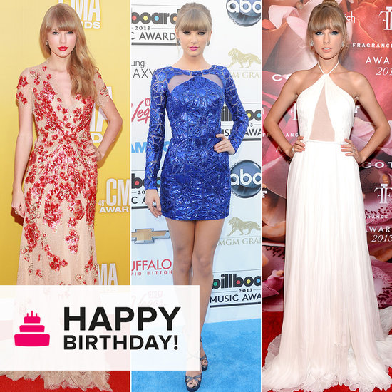 Taylor Swift's Red Carpet Evolution Is Better Than Revenge