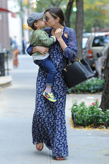 Miranda Kerr Is Our New Partner! See Her Cutest Pics With Flynn