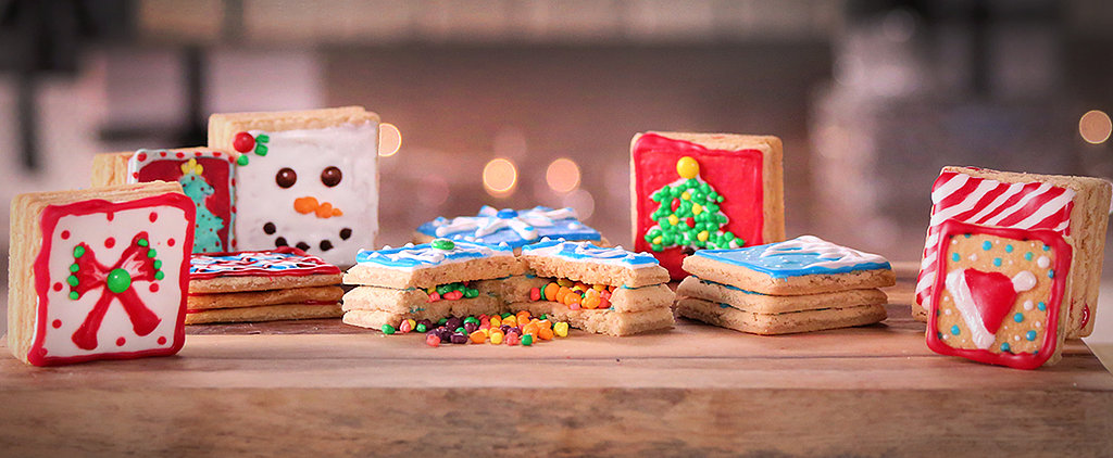 These Adorable Holiday Cookies Come With a Tasty Surprise