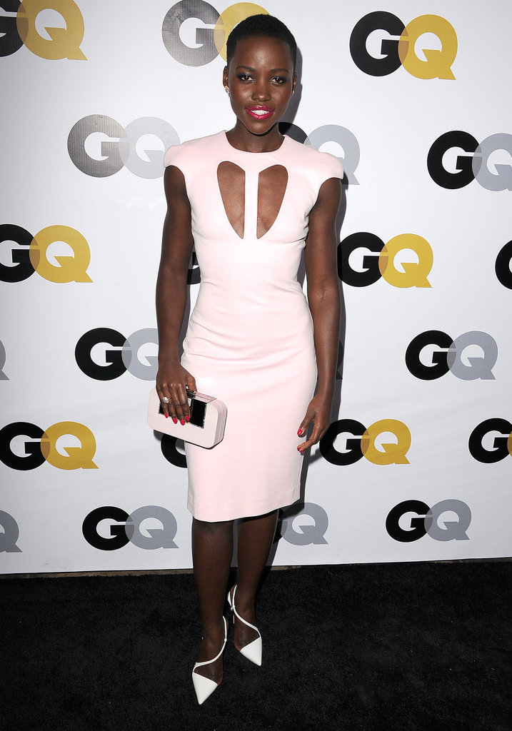Lupita Nyong'o at the GQ Men of the Year Party