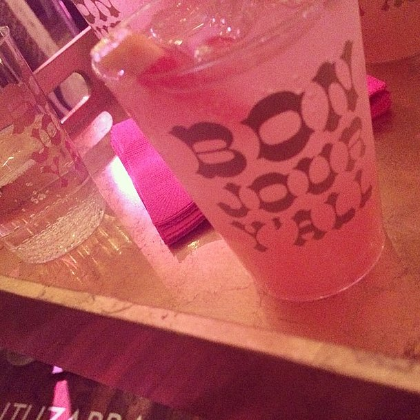 Do you order this drink with a French accent or with a Southern twang? Source: Instagram user farfetch