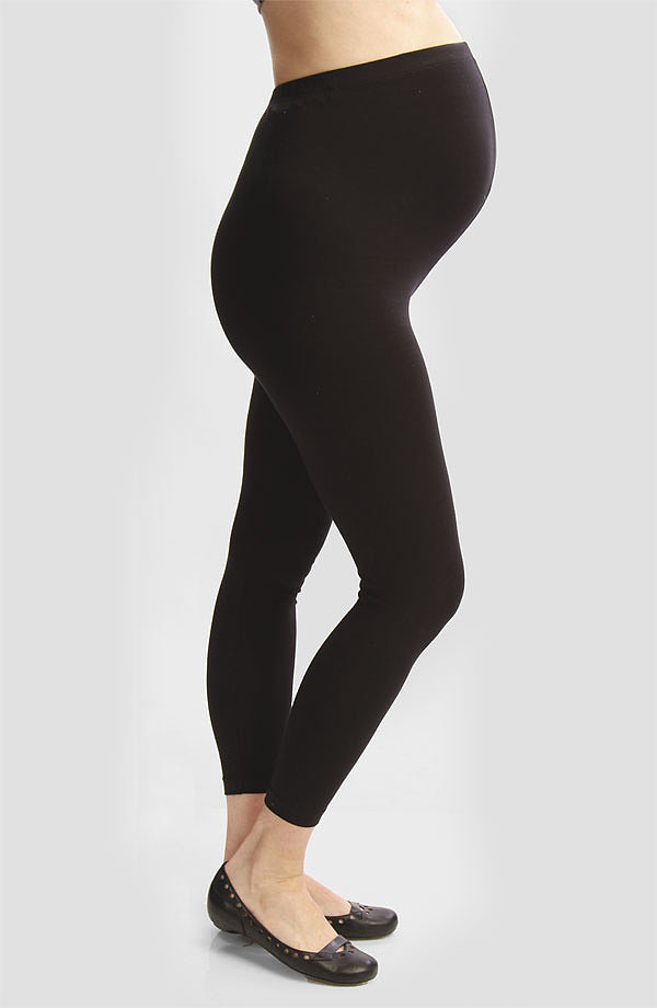 Japanese Weekend Maternity Leggings