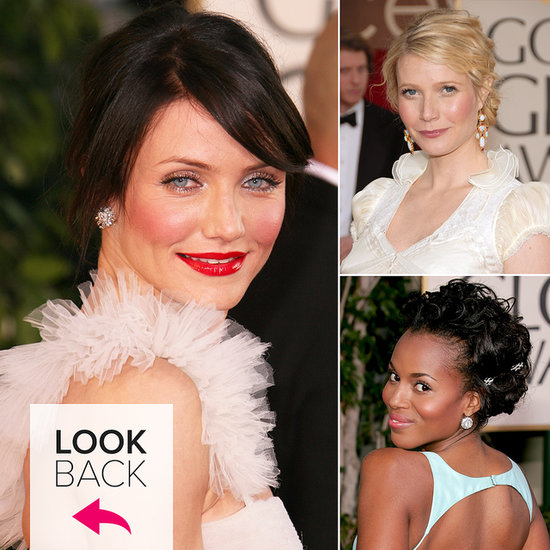 The Most Gorgeous Beauty Looks From Golden Globes Past
