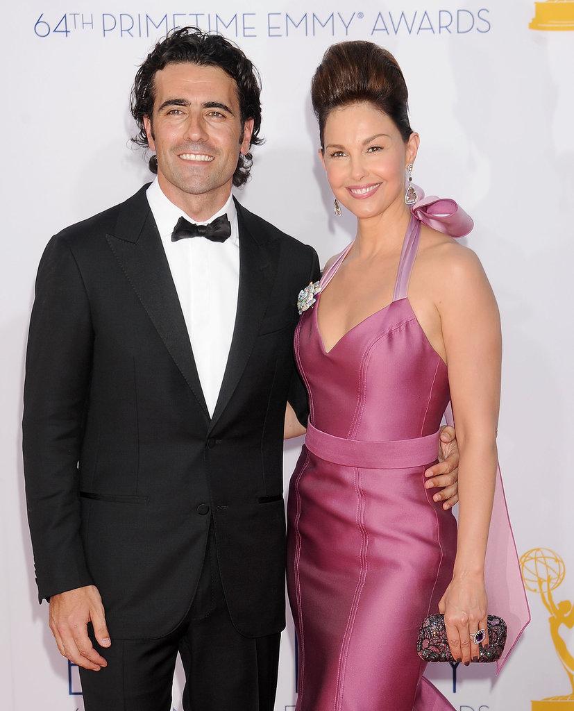 Ashley Judd and Dario Franchitti