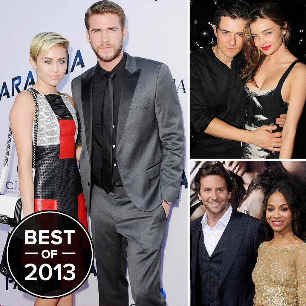 It's Over: The Biggest Celebrity Breakups of 2013