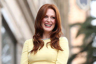 Julianne Moore Talking About Kids