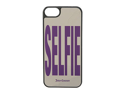 For the selfie-obsessed: the Juicy Couture Selfie Mirror iPhone 5 Case ($35).