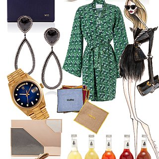Hayley Bloomingdale From Moda Operandi Gifts